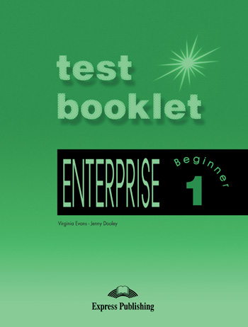Enterprise 1 Test Booklet with Key
