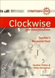 Clockwise Pre-intermediate Teacher's Resource Pack