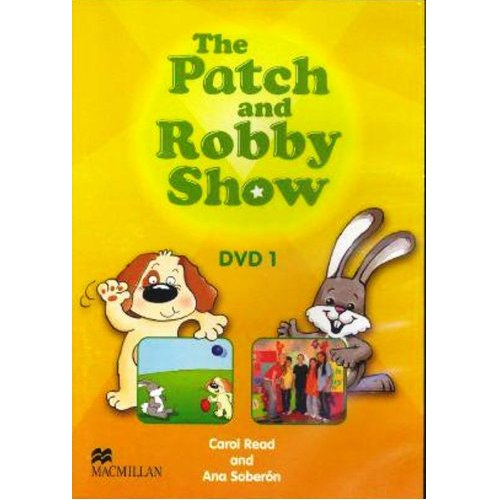 The Patch and Robby Show DVD Pack