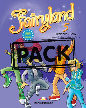 Fairyland 5 Teacher's Book with Posters