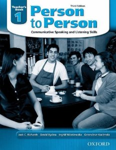 Person to Person Third Edition 1 Teacher's Book