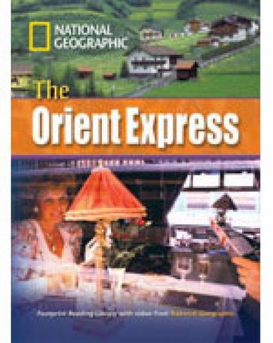 Fotoprint Reading Library C1 The Orient Express with CD-ROM