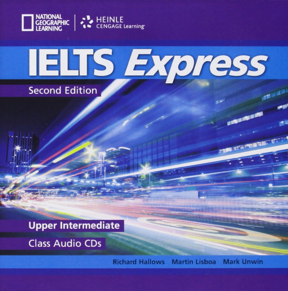 IELTS Express Second Edition Upper Intermediate Class Audio CD (2)