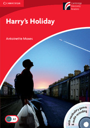 Harry's Holiday with CD-ROM/Audio CD