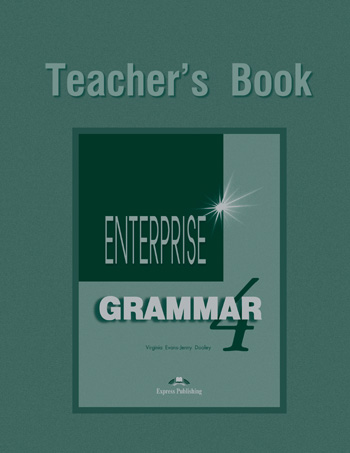 Enterprise 4 Grammar Book (Teacher's)