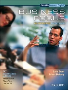 Business Focus Pre-intermediate Student's Book with CD-ROM Pack