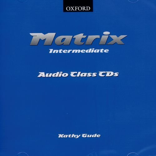 Matrix Intermediate Class Audio CD (2)