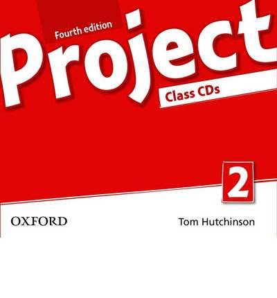 Project Fourth Edition 2  Class Audio CDs (3)