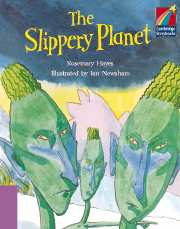 Cambridge Storybooks Level 4 The Slippery Planet