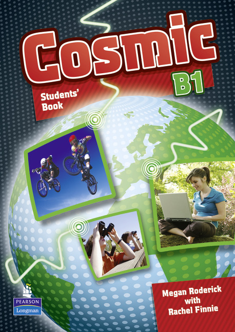 Cosmic B1 Student's Book (with Active Book CD-ROM)