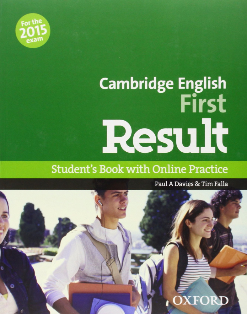Cambridge English First Result Student's Book and Online Practice Pack