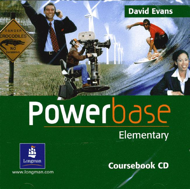 Powerbase Elementary Coursebook Audio CD