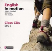 English In Motion 3 Class CD