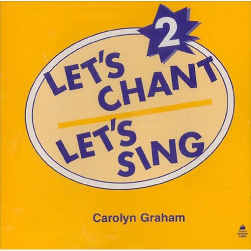 Let's Chant, Let's Sing 2 Audio CD