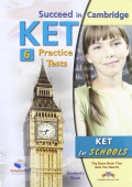 Succeed in Cambridge KET 6 Practice Tests Student's Book Self-Study Edition