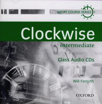 Clockwise Intermediate Class Audio CDs (2)