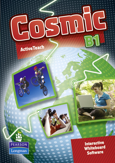 Cosmic B1  Active Teach