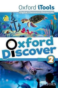 Oxford Discover 2  iTools: DVD-ROM