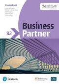 Business Partner B2 Coursebook and Standard MyEnglishLab Pack