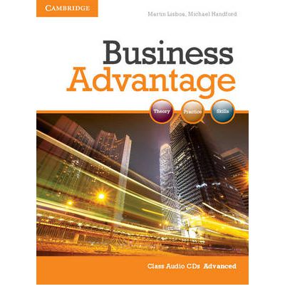 Business Advantage Advanced Audio CDs (2) (Лицензия)
