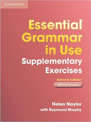 Essential Grammar in Use Supplementary Exercises 2nd Edition Book without answers