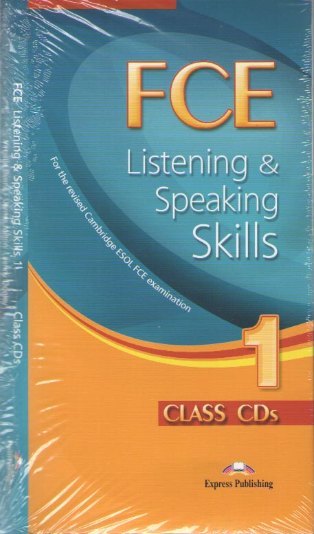 FCE Listening & Speaking Skills 1 Class Audio CDs (set of 10)