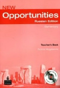 New Opportunities (Russian Edition) Elementary Teacher's Book with Test Master CD-ROM