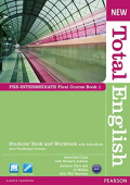 New Total English Pre-Intermediate Flexi 1 (Split Edition: Student's Book & Workbook)