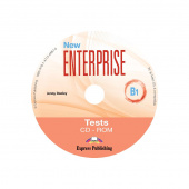 New Enterprise B1 Test Booklet CD-Rom
