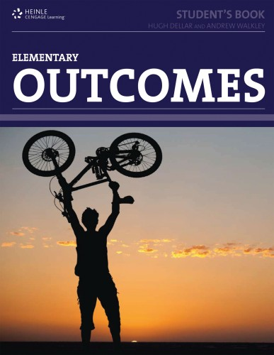 Outcomes Elementary: Students Book (with Pincode & Vocabulary Builder)