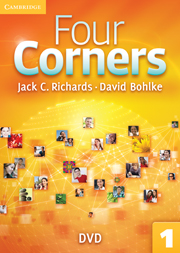 Four Corners Level 1 DVD