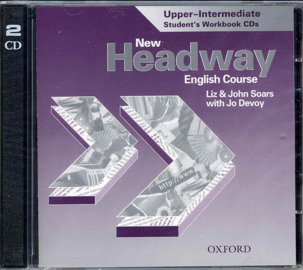 New Headway Upper-Intermediate Student's Workbook CD