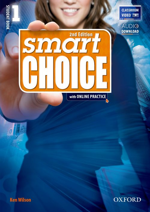 Smart Choice Second Edition Level 1 Student Book and Digital Practice Pack