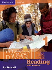 Cambridge English Skills: Real Reading Level 1 Book with answers