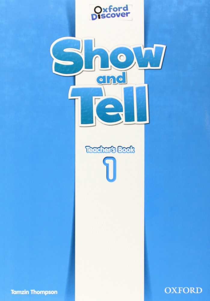 Show and Tell Level 1 Teachers Book
