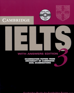 Cambridge IELTS 3 Self-study Pack (Student's Book with answers and Audio CD)