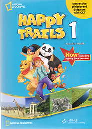 Happy Trails 1 IWB CD-ROM