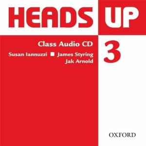 Heads Up 3 Class Audio CD