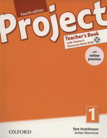 Project Fourth Edition 1 Teacher's Book Pack