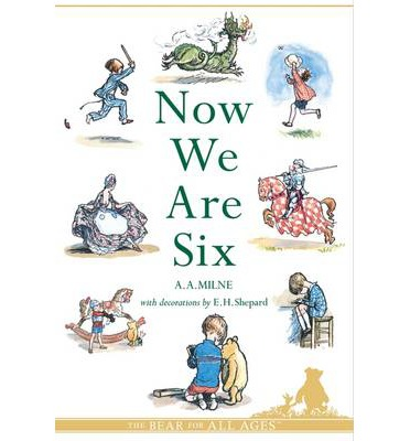 Winnie-the-Pooh: Now We are Six