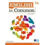 English in Common 1A Student Book and Workbook with ActiveBook