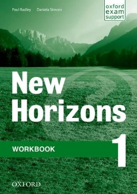 New Horizons 1 Workbook