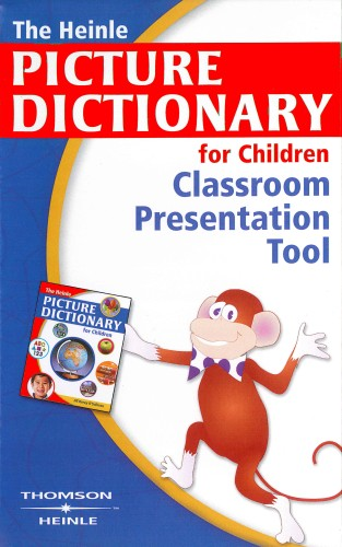 The Heinle Picture Dictionary for Children - Classroom Presentation Tool IWB CD-ROM