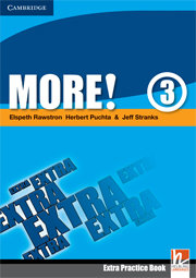 More! Level 3 Extra Practice Book