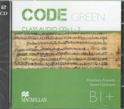 Code Green B1+ Class Audio CD (Лицензия)