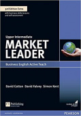 Market Leader 3rd Edition Extra Upper-Intermediate ActiveTeach CD-ROM