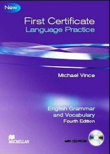 First Certificate Language Practice Student's Book with Key + CD-ROM Pack