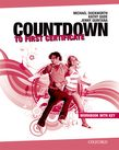 Countdown to First Certificate Workbook with Key and Student's Audio CD Pack (New Edition)