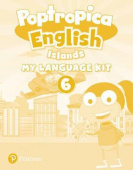 Poptropica English Islands 6 My Language Kit (Reading, Writing & Grammar Book)