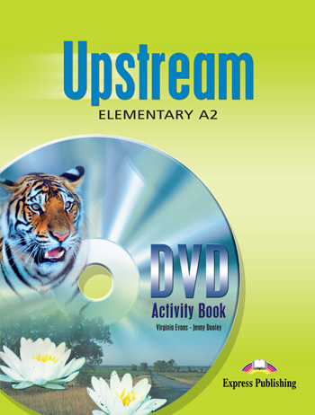 Upstream Elementary A2 DVD Activity Book